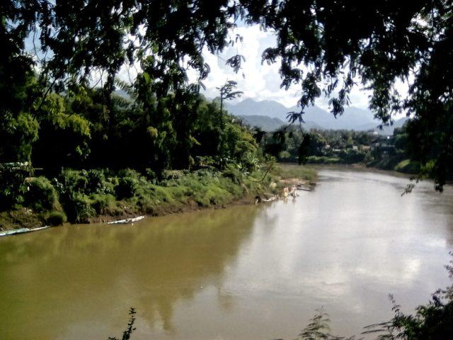 vie nomade voyage asie laos rivere nahm kakn