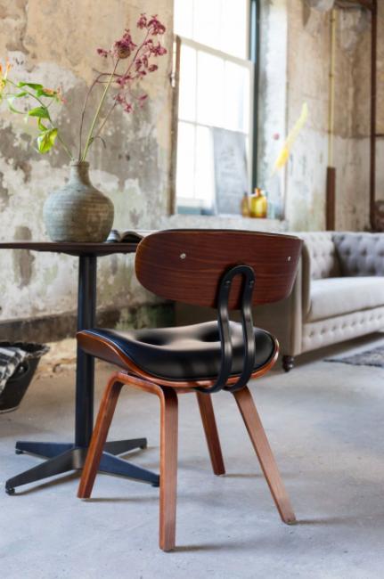decoration chaise kinfolk bois et cuir