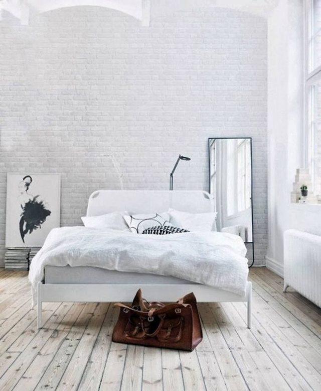 decoration interieur chambre minimaliste