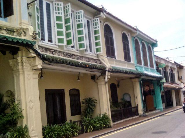 malaisie voyage architecture melaka