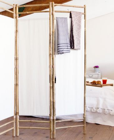 paravent decoration chambre tendance