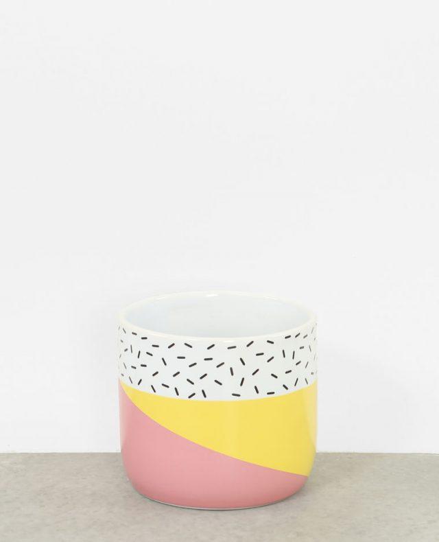 pot ceramique decoration couleur tendance cuisine