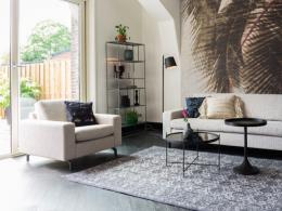 tapis deco elegante salon
