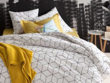 10 parure de lit contemporaine deco chambre