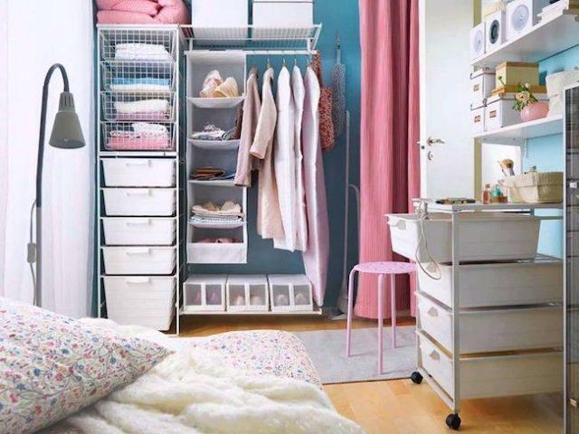 5 astuces pour ranger efficacement sa penderie cocon d co vie nomade. Black Bedroom Furniture Sets. Home Design Ideas