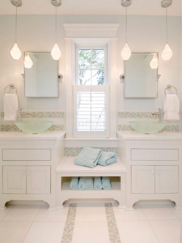 8 id es pour d corer facilement votre salle de bain for Blog deco salle de bain