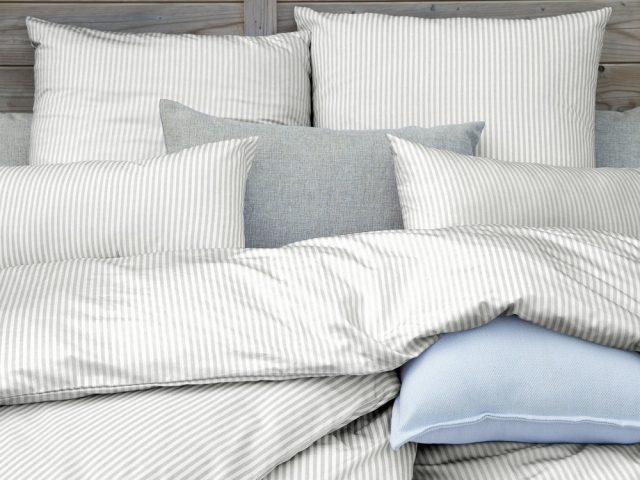 parure de lit deco contemporaine classique