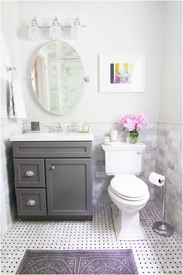 Du gris dans la salle de bain cocon de d coration le blog - Deco salle de bain gris ...