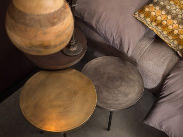 table appoint metal design vintage