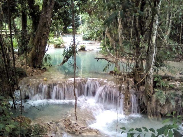 tad keo laos visite cascade nature