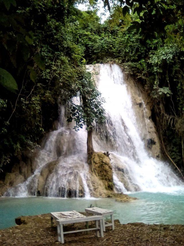 visiter laos luang prabang cascade