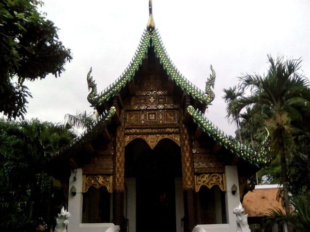 chiang mai thailande voyage temple bouddhiste