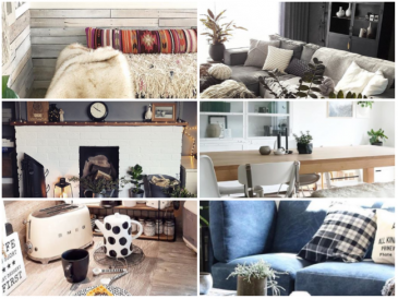 inspiration deco hygge instagram