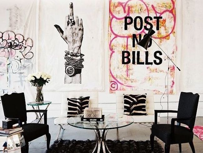 inspiration deco pop rock
