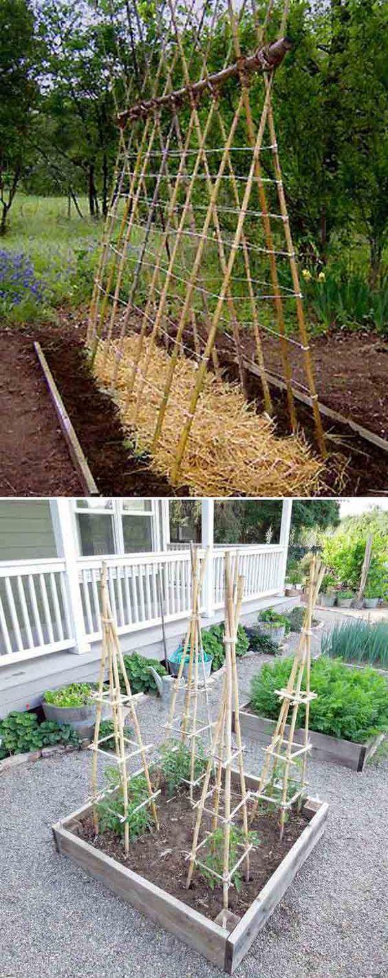 jardin deco permaculture structure diy