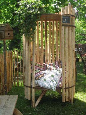 jardin deco volume cosy