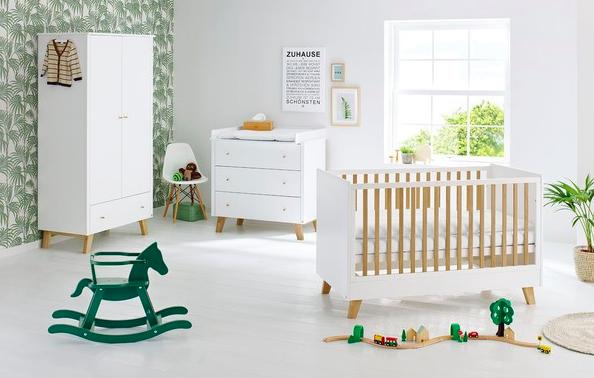 mobilier chambre bebe deco contemporaine