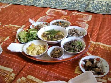 plat traditionnels laos