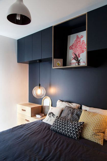 comment cr er des rangements sans perdre de place cocon d co vie nomade. Black Bedroom Furniture Sets. Home Design Ideas