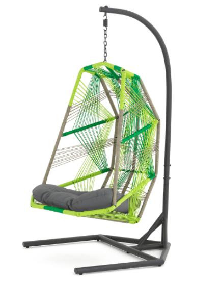 fauteuil suspendu design made