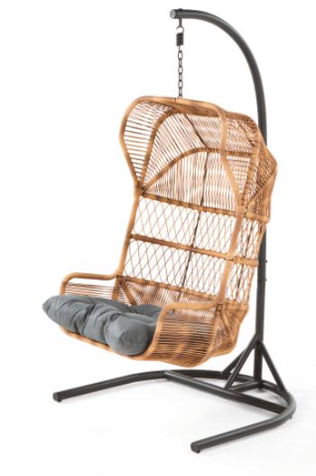 fauteuil suspendu jardin made