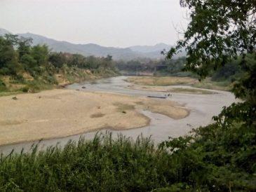 luang prabang nam khan riviere