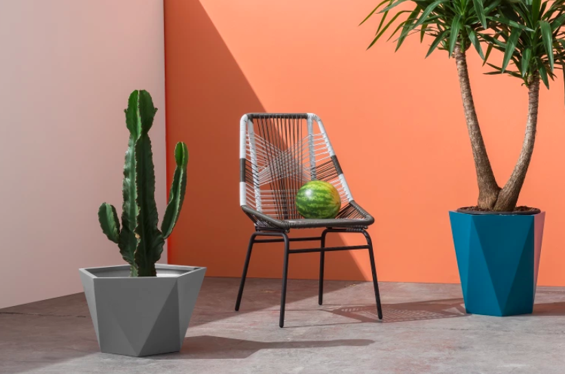 un jardin design avec made com cocon d co vie nomade. Black Bedroom Furniture Sets. Home Design Ideas