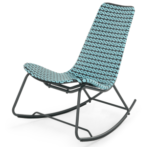 rocking chair design jardin