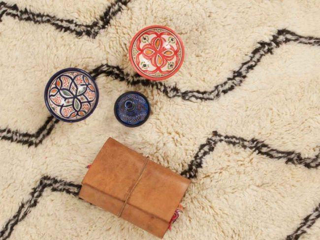 shopping deco tapis classique marocain