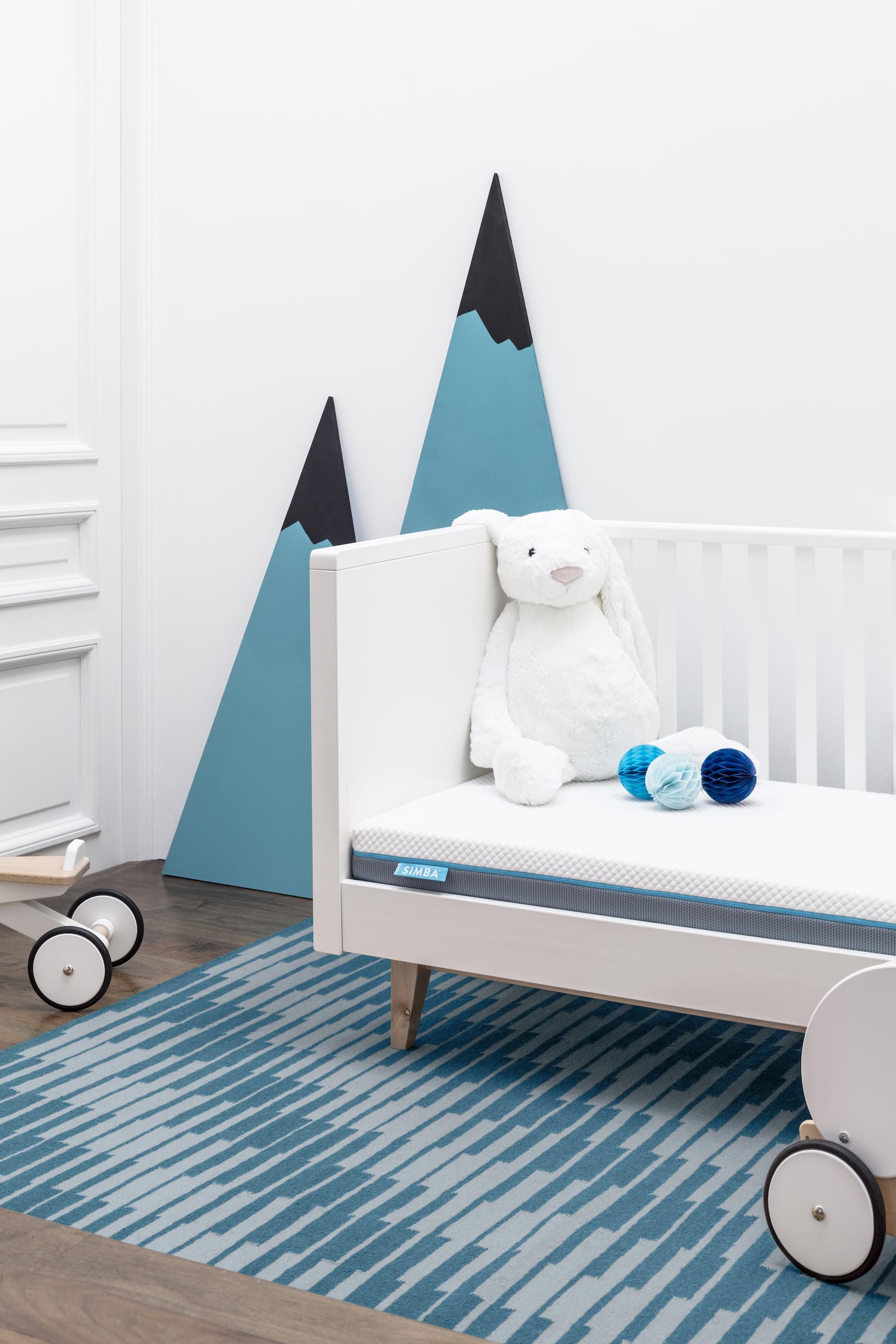 simba matelas un sommeil meilleur pour toute la famille cocon d co vie nomade. Black Bedroom Furniture Sets. Home Design Ideas