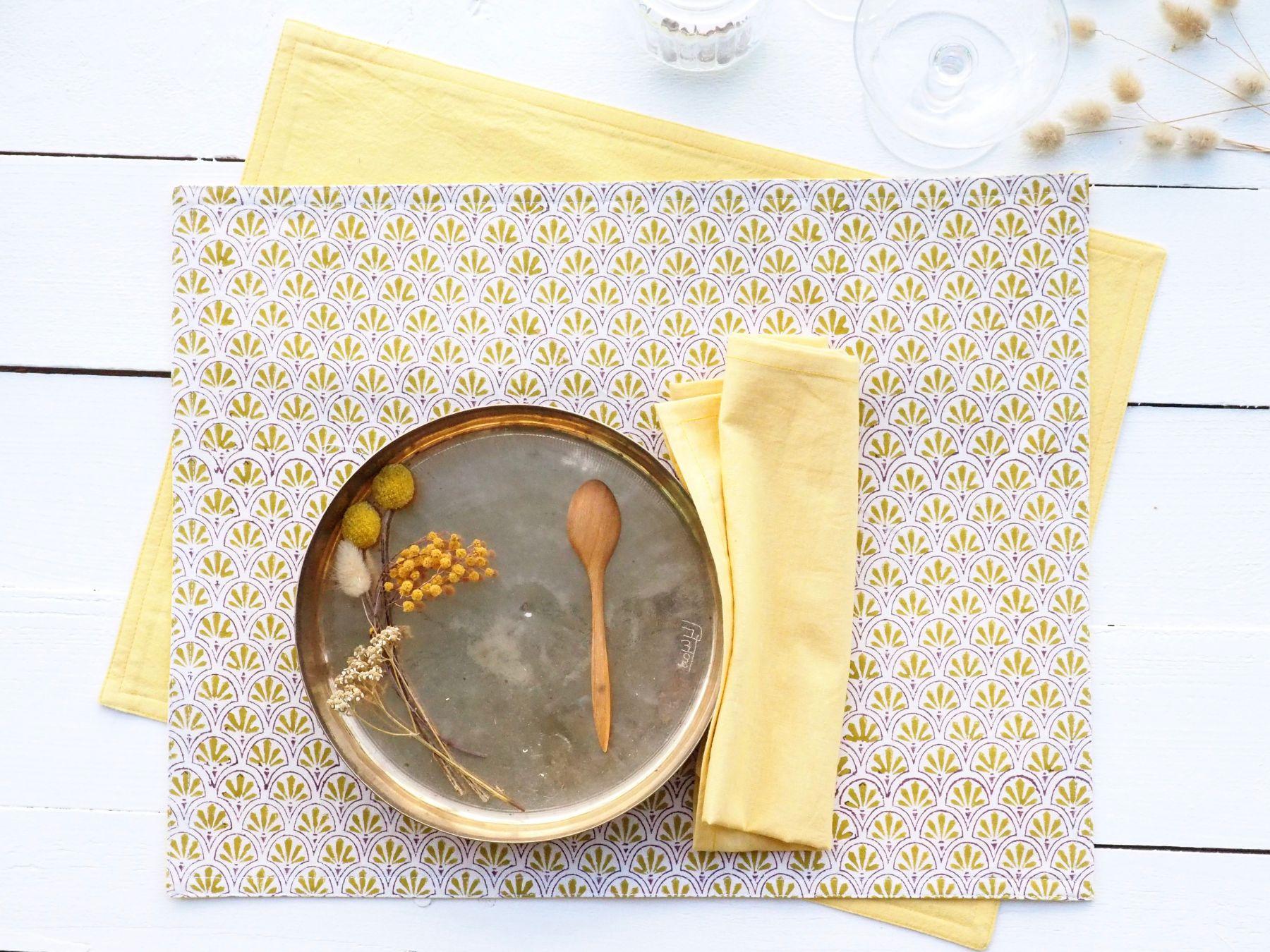 Carte blanche sol ne et anne sophie de bindi atelier for Anne de solene linge de maison