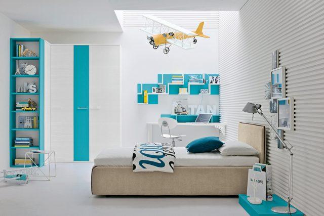 Une chambre d\'enfant colorée – Cocon de décoration: le blog