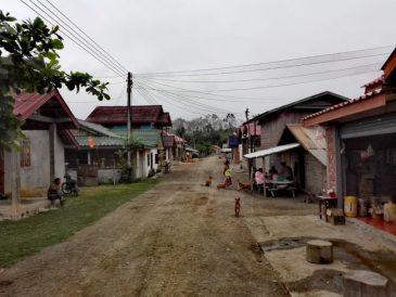 decouverte visite petit village laos