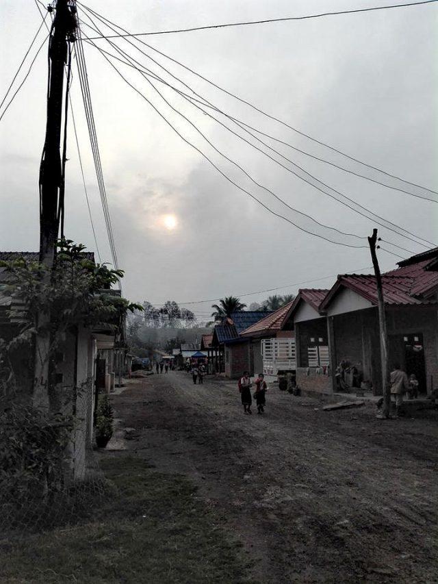 village laos quotidien pauvrete