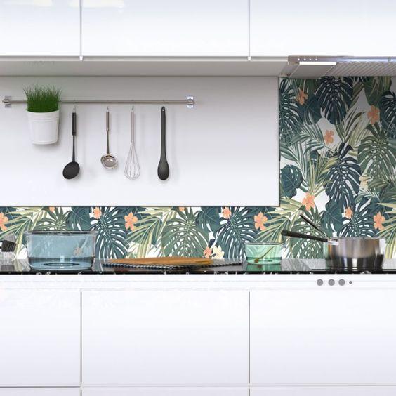 credence cuisine idee motifs decoration