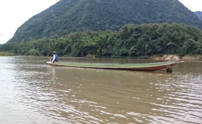 decouverte laos nord muang ngoi montagne riviere asie