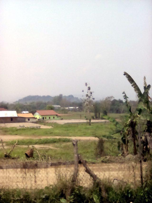 laos paysage luang prabang campagne