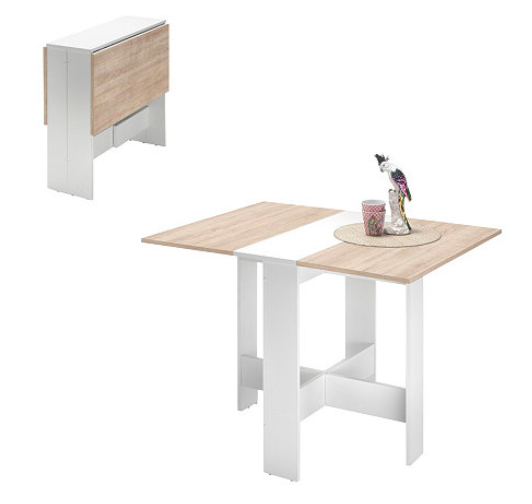 table pliante coin repas gain de place
