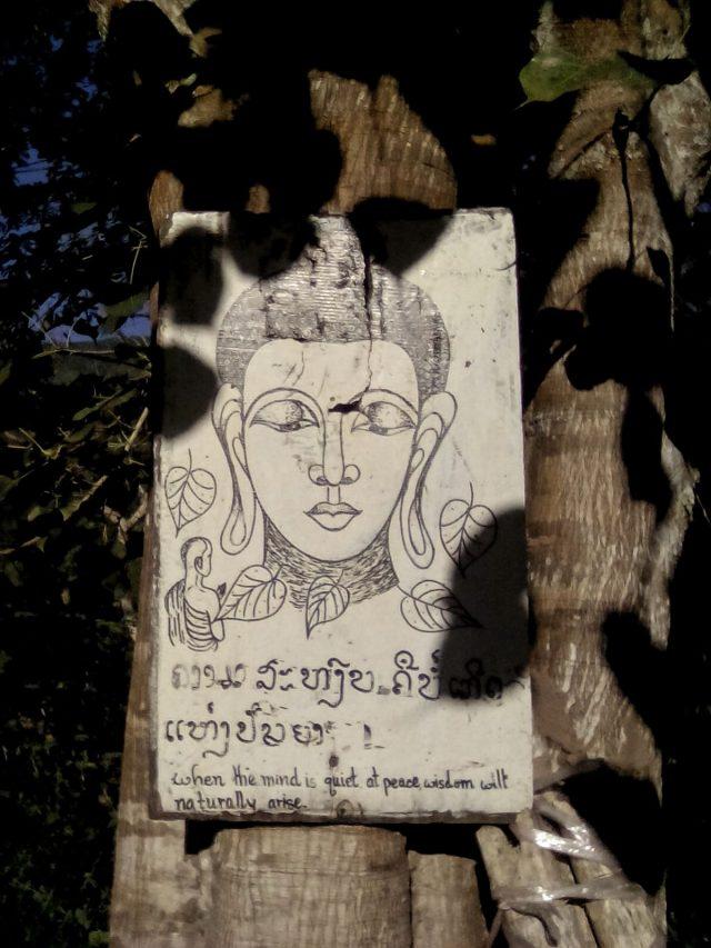 temple muang ngoi bouddhisme laos