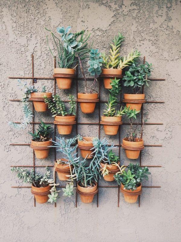 diy facile jardin pot fleurs