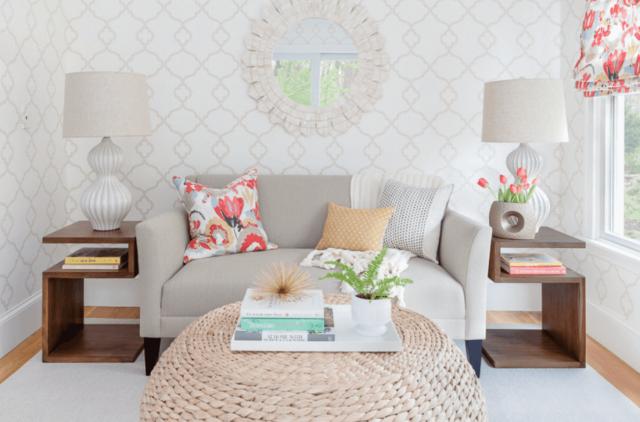 petit salon minimalsite mobilier