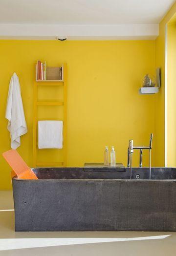 jaune cocon d co vie nomade. Black Bedroom Furniture Sets. Home Design Ideas