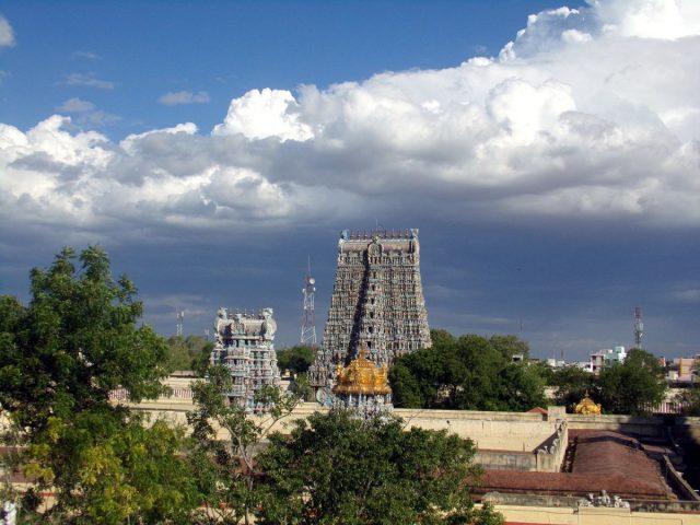 top 10 Inde a voir madurai temple