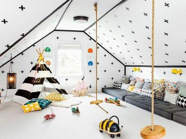 10 idées déco pour la chambre des enfants | Cocon - déco ...