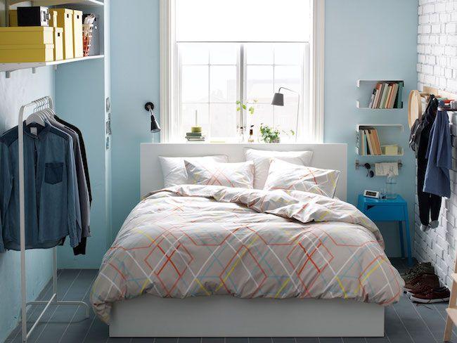 comment optimiser l espace dans une petite chambre cocon d co vie nomade. Black Bedroom Furniture Sets. Home Design Ideas
