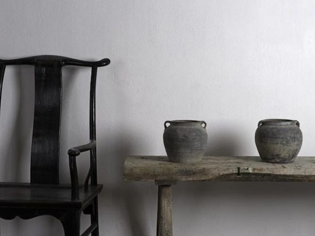 conseil decoration wabi sabi meuble ancien