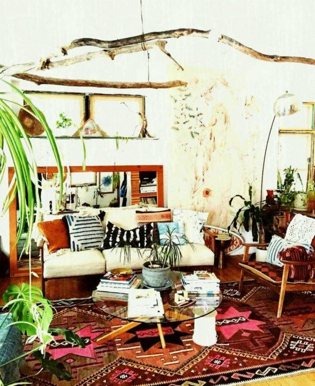 Inspiration Deco Pour Un Salon Boheme Cocon Deco Vie