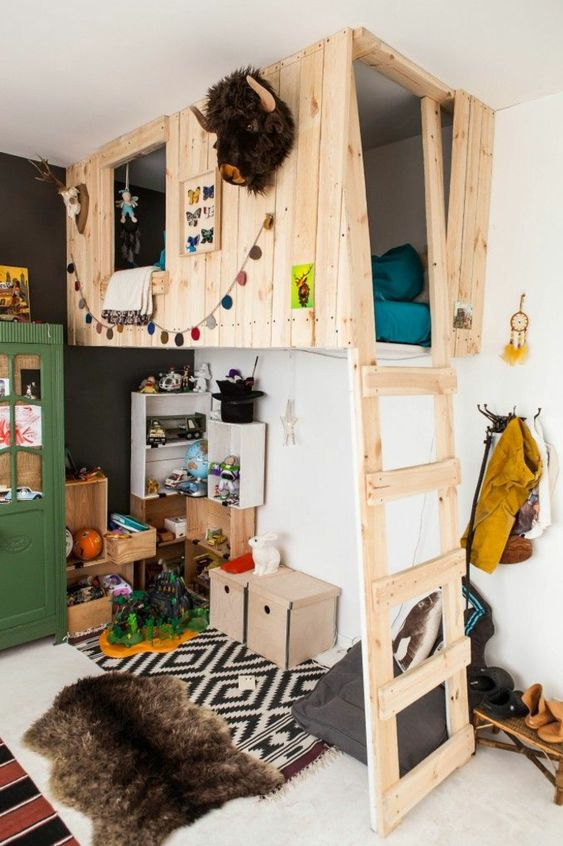 10 idées déco pour la chambre des enfants | Cocon - déco & vie nomade