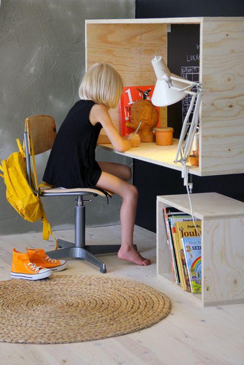 deco chambre enfant mobilier bureau
