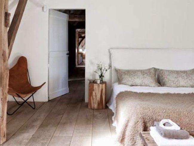 Une chambre Wabi Sabi - tendance déco | Cocon - déco & vie nomade